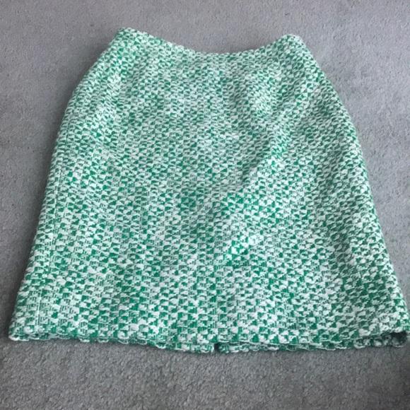 J. Crew Dresses & Skirts - J crew No. 2 pencil tweed skirt